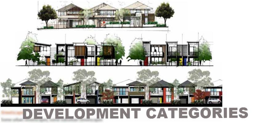 Department of Planning & Environment's Dwelling Density Guide - SEPP (Sydney Region Growth Centres) 2006 | News by TRANPLAN | Affordable Town Planning Company & Heritage Consultants